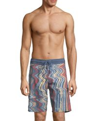 Volcom - Lo Fi Stoney Board Shorts - Lyst