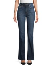 Joe's Jeans High-rise Curvy Bootcut Jeans - Blue