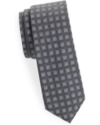 Joe's Collection - Geometric Slim Tie - Lyst