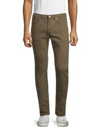 Zadig & Voltaire - Classic Buttoned Pants - Lyst