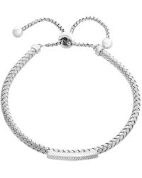 Effy Diamond Tennis Bracelet - Metallic