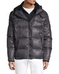 S13/nyc - Downhill Quilted Puff Down Jacket - Lyst
