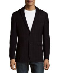 Vince Camuto - Hooded Jacket - Lyst