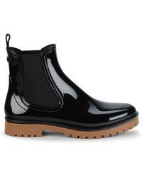 Vince Risa Water-repellant Chelsea Boots - Black