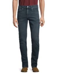 7 For All Mankind Men's Paxtyn Skinny Jeans - Blue - Size 30 R