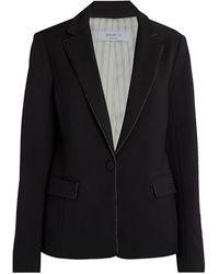 Bailey 44 Women's Campbell Single-button Jacket - Black - Size 2