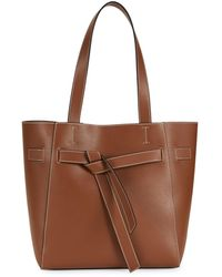French Connection Jacques Faux-leather Tote - Black