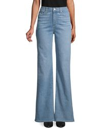 Joe's Jeans High-rise Flared Jeans - Blue