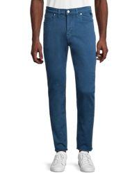 Zadig & Voltaire David Crop Jeans - Blue