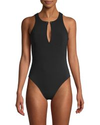 Robin Piccone Luca One-piece Swimsuit - Black