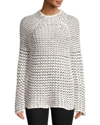 French Connection - Chunky Zoe Knit Jumper - Lyst