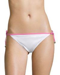 Juicy Couture - Logo Bikini Bottom - Lyst