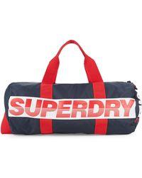 Superdry - International Duffel Bag - Lyst