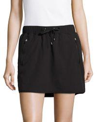 Marc New York   Drawstring Tennis Skirt   Lyst