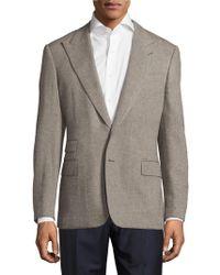 Ralph Lauren - Russian Twill Wool Jacket - Lyst