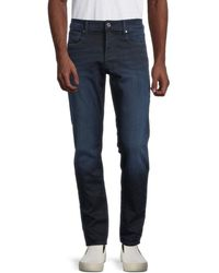 G-Star RAW 3301 Slander Straight Jeans - Blue
