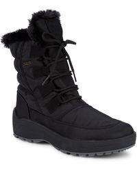 Pajar - Marsha Waterproof Faux Fur Boots - Lyst