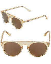 Westward Leaning - Atlas 50mm Transparent Sunglasses - Lyst