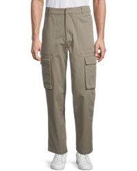Champion Men's Utility Cargo Trousers - Tourmaline - Size M - Multicolour