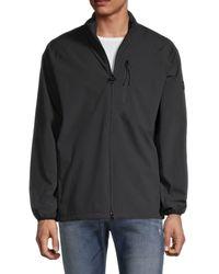 Barbour International Road Waterproof Jacket - Black