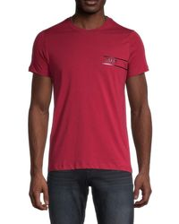 BOSS by HUGO BOSS Logo T-shirt - Red