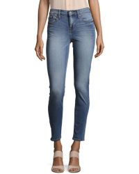 Jean Shop - Heidi Skinny Faded Jeans - Lyst
