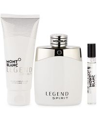 Montblanc Legend Spirit 3-piece Gift Set - White