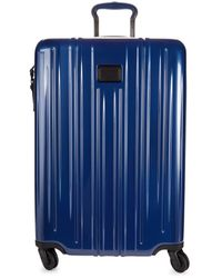 Tumi Short Trip 26-inch Expandable Hard Shell Suitcase - Deep Blue