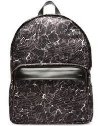 Bally - Wolfson Marble Backpack - Lyst