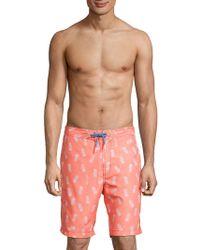 Tommy Bahama - Printed Swim Shorts - Lyst