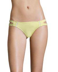 6 Shore Road By Pooja - Santiago Floral Bikini Bottom - Lyst