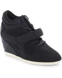 Ash - Bebop Wedge Sneakers - Lyst