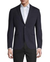 BOSS by HUGO BOSS Norwin Slim-fit Blazer - Blue