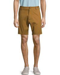 Deus Ex Machina Classic Stretch Shorts - Brown
