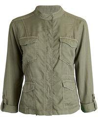 Sanctuary Safari Jacket - Green