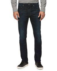 PAIGE Lennox Modern Skinny Jeans - Blue