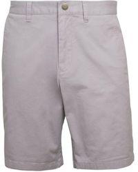 Bonobos Chino Shorts - Gray