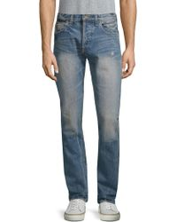 PRPS - Washed Cotton Jeans - Lyst