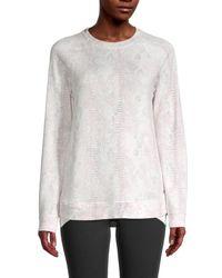 Marc New York Crewneck Pullover Jumper - Pink