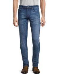 BOSS by HUGO BOSS Charleston4 Slim-fit Jeans - Blue
