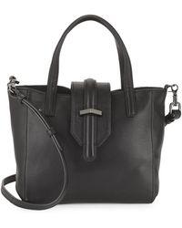Mackage Flyn Mini Tote Bag - Black