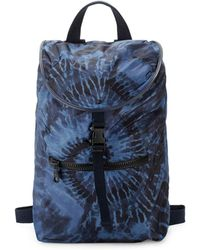 Valentino - Tie-dyed Drawstring Backpack - Lyst