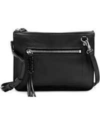 Vince Camuto - Aylif Leather Crossbody Bag - Lyst