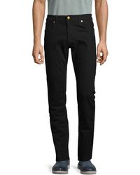 Buffalo David Bitton Slim-fit Jeans - Black