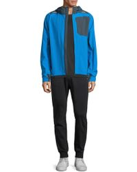 J.Lindeberg | Hooded Running Jacket | Lyst