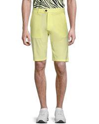 Greyson Montauk Golf Shorts - Natural