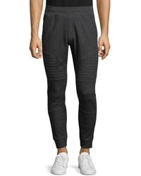 Antony Morato Men's Athleisure Joggers - Deep Charcoal - Size Xxl - Grey