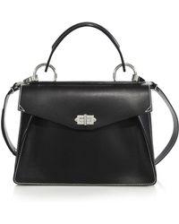 Proenza Schouler - Medium Hava Leather Cross-body Bag - Lyst