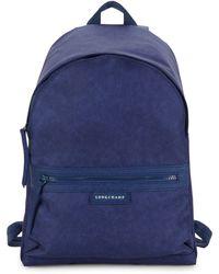 Longchamp Le Pliage Neo Backpack - Blue