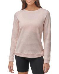 Marc New York Beach Fleece Pullover - Pink
